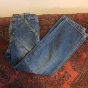 Kid's cargo jeans